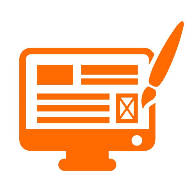 Icon - Services - Website Design & Development