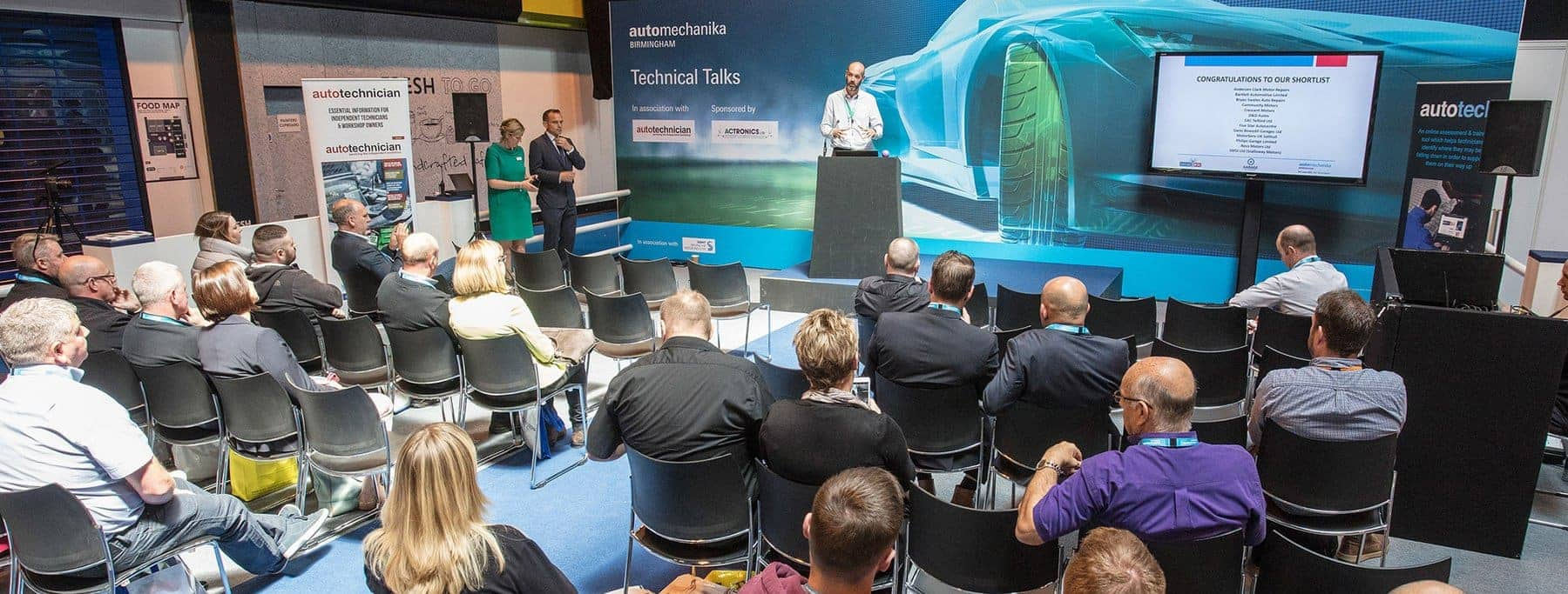 Automechanika Birmingham – Full Stack
