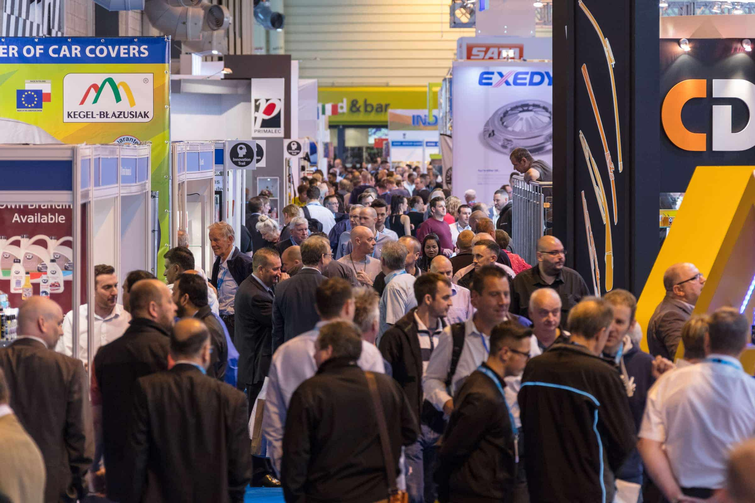 Supply Chain Expo – Visitor Promotion