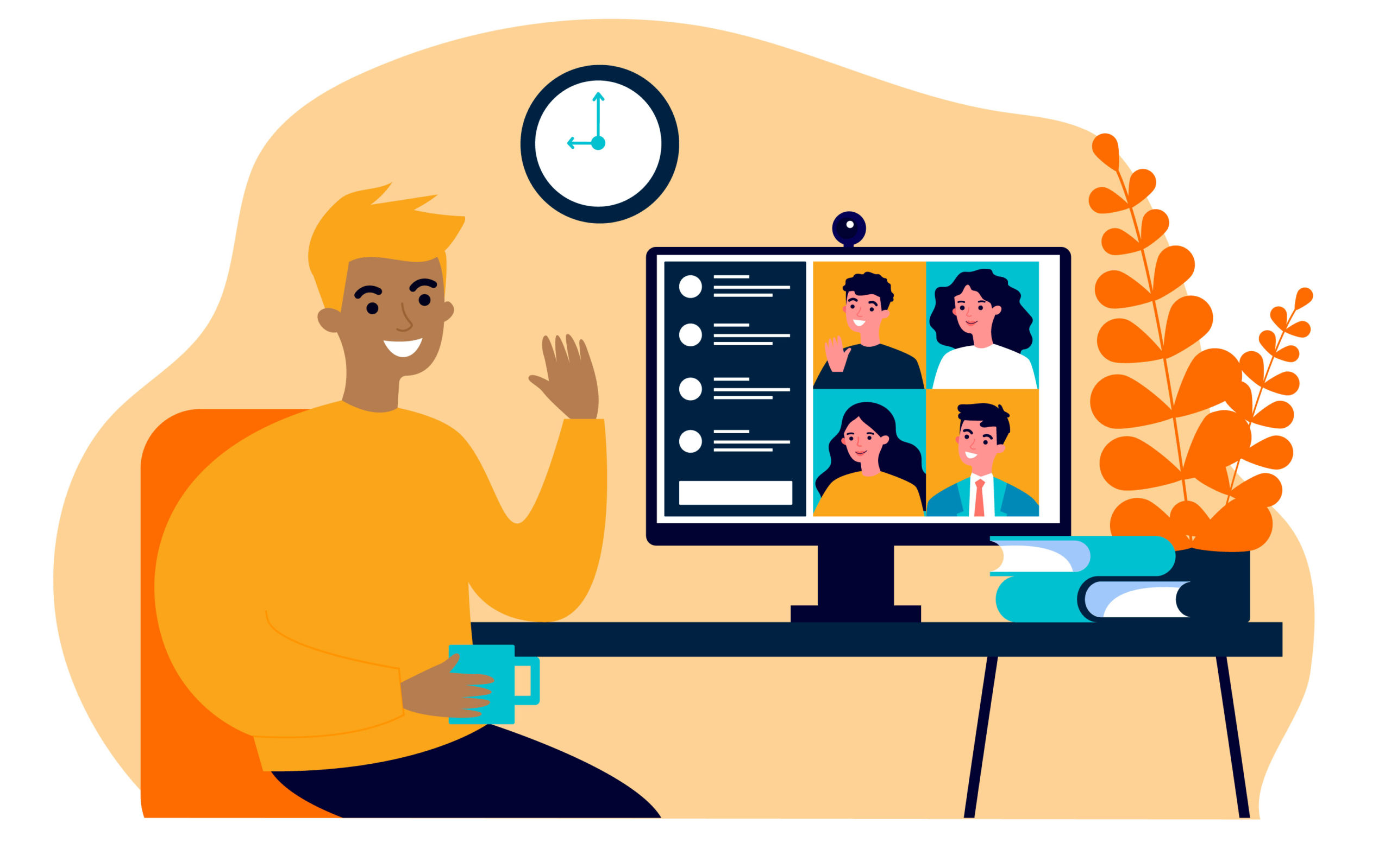 5 things to consider for a successful virtual event