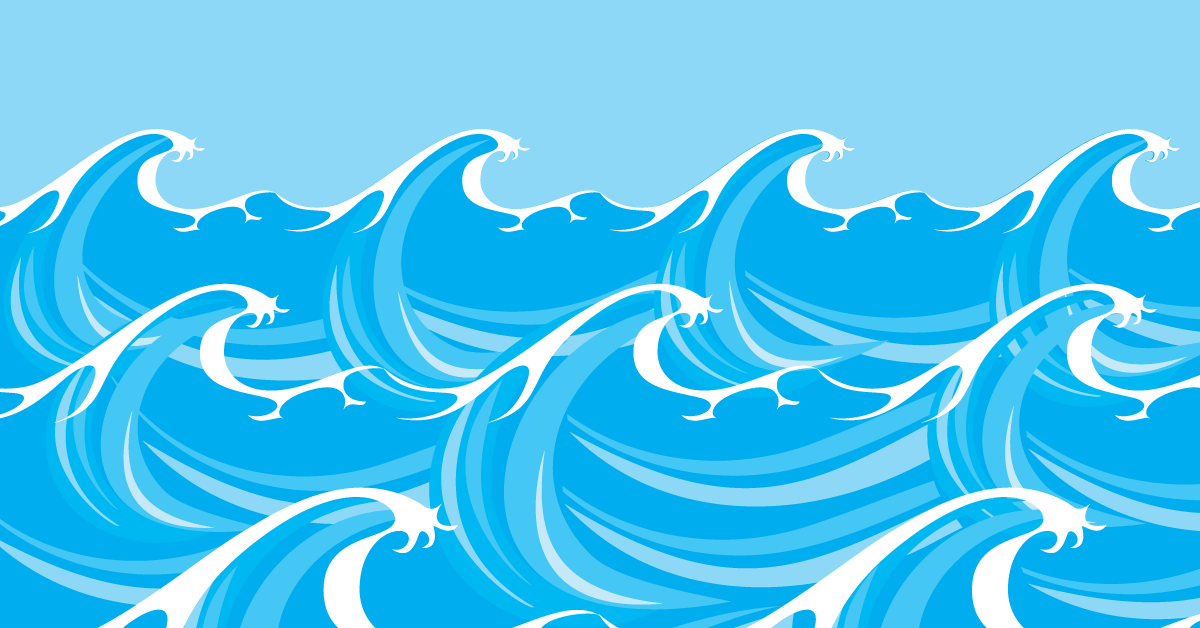 Are you drowning beneath the virtual event tidal wave?