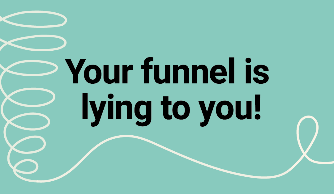 Your funnel is lying to you. Here's why buying happens in loops (not steps).